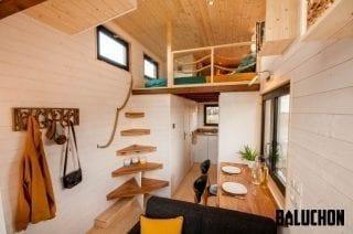Tiny House von innen